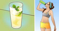 Cette boisson fait fondre la graisse du ventre en seulement 4 jours !