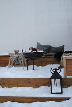 Blogg Home and Cottage: Nyt vinterdagene utendørs