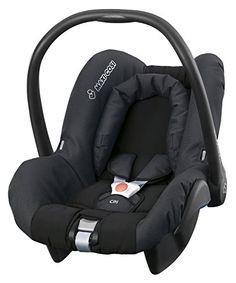 Maxi-Cosi 68802186 - Citi SPS stone, Kinderautositz Klasse 0+ ab der Geburt bis ca. 12 Monate (0 - ca. 13 kg) - NICHT Iso Fix geeignet!