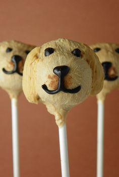 Lab Cake Pops | Flickr - Photo Sharing!