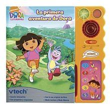 Dora - Vtech Libro Interactivo Dora