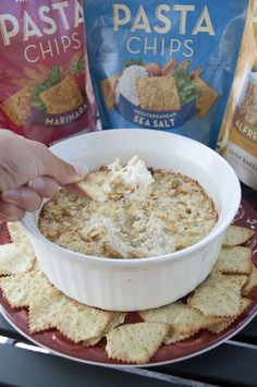 Baked Vidalia Onion Cheese Dip + a GIVEAWAY! | Wishes and Dishes
