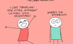 10 Comics That Perfectly Explain The Difference Between Travelers And Tourists