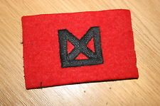 WWI BRITISH 61ST INFANTRY DIVISION DIVISIONAL FORMATION SIGN