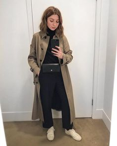 How To: Messy Bob — Brittany Bathgate Effortlessly Chic Outfits, Winter Outfits, Casual Outfits, Actrices Hollywood, Street Style, Minimal Fashion, Hijab Fashion, 50 Fashion, Cheap Fashion