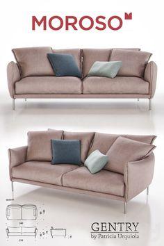 Moroso Gentry GE0599 Sofa