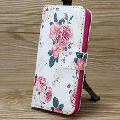 for iPhone 5 Cases Luxury Flip Leather Case for Apple iphone 5S Hard Back Stand Card Holder Wallet Cases Cover for iPhone SE Bag