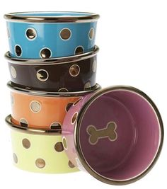 doggy bowls