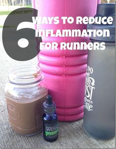 ways to reduce inflammation - great tips for athletes, runners, and those who are just getting started!