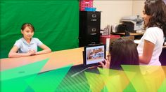School Newscast using Green Screen App. Technology Integration has been effectively utilized to create a new and innovative club at Desert Meadows. Club members utilize hands-on technological devices to actively engage in creating weekly newscasts to inform fellow students, staff and parents of current and upcoming events taking place on our campus.