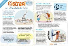 Attentats de Paris - En parler avec les enfants