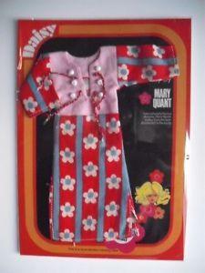 MARY QUANT DAISY DOLL MARRAKESH (CS20/4)) ULTRA RARE PINK BODICE KAFTAN VARIANT  | eBay
