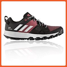Adidas Kanadia 8 TR Women's Running Shoes - 5 - Black - Athletic shoes for  women
