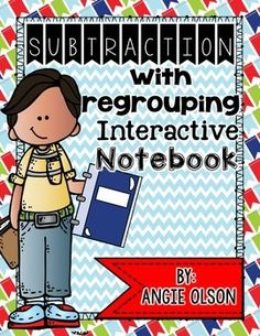 Are you using INTERACTIVE MATH NOTEBOOKS in your classroom? You really should be! My students love them, create them, reference them, and will take them home at the end of the school year where they will continue to learn from them! They can be used in either a whole group or small group setting.