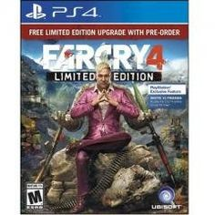 Ubisoft Far Cry 4 Limited Edition PS4