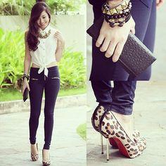 Where would you wear this look? More on www.kryzuy.com and lookbook.nu/kryz! - @kryzzzie- #webstagram