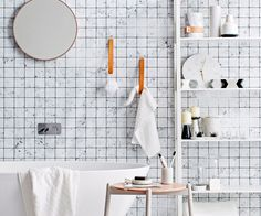 Renovation series: How to blitz the bathroom - Homes To Love