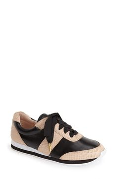 94a13f775c2d Kate Spade Sidney Leather Sneaker Kate Spade Sneakers