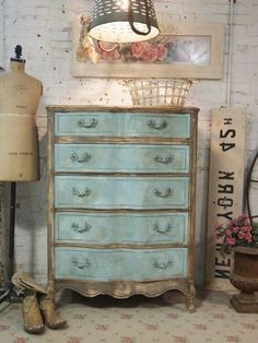 Shabby Chic Chest Of Drawers – 38 Super Models! | Decor10 Blog