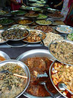 Thai Market food