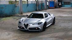 Mole Costruzione Artigianale 001: presentata a Parco Valentino una one-off su base Alfa Romeo 4C