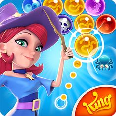 Bubble Witch 2 Saga 1.33.2 Mod Apk with unlimited lives and boosters