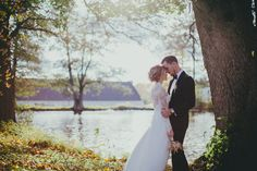 Scandinavian Wedding from Sweden by David Schreiner: http://www.norwegianweddingblog.com/2015/02/bryllup-fra-gimo-herregard-av-david-schreiner.html
