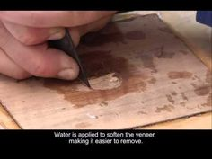 LaunchPad: Roentgen Marquetry - YouTube