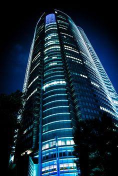 六本木ヒルズ  /  Roppongi Hills Mori Tower, Tokyo, Japan
