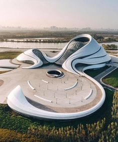 "452 Likes, 3 Comments - Ac Architects (@acarchitects) on Instagram: ""Harbin Opera House by @madarchitects (2015), Heilongjiang #China ... @nk7"""