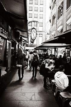 #Melbourne #City #Life - de Graves avenue