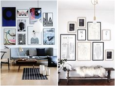 How to make the perfect Gallery wall.