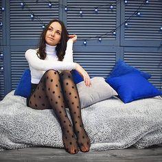 Mantyhose Çorap Tights by GATTA Hosiery Rajstopy Gatta Nylons, Pantyhose Outfits, Pantyhose Legs, Mom Dress, Shirt Dress, Thigh High Leggings, Cotton Tights, Stockings Legs, Stocking Tights