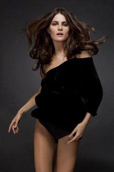 Models Inspiration: Isabeli Fontana ♥ Istoè February 2012