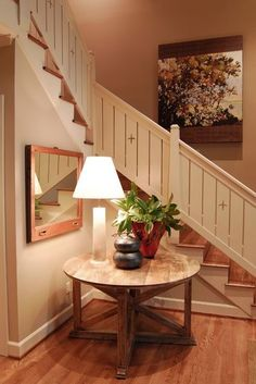Baluster : traditional staircase by Studio C Architecture & Interiors