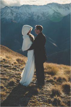 Queenstown Mountain Wedding #nzwedding #qtwedding #queenstown