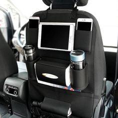 Car Storage Box, Bag Storage, Kids Storage, Car Accessories For Girls, Travel Accessories, Interior Accessories, Subaru, Backseat Car Organizer, Best Baby Car Seats