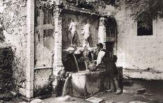 Ζαρός, Μονή Βροντησίου. Nelly's - 1939... Monastery of Vrontisi - Zaros - Crete - Greece