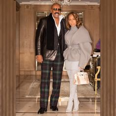 Steve and Marjorie Harvey - Marjorie Harvey Slayed Paris Fashion Week Like We Knew She Would