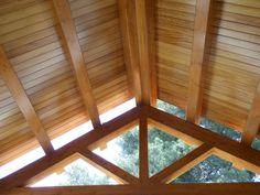 THERMOCHIP® en la cubierta del futuro Centro de Interpretación del río Llobregat | Thermochip Blog | #panel #madera #iroko #decoracion #interior #design