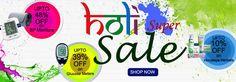 Holi Super Sale: Upto 48% off on BP Monitors Upto 36% off on Glucose machine Upto 10% off on Himalaya Herbal  http://www.buydirekt.com/health-devices.html