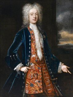 Thomas Brown (1691–1728), Son of Susannah Brown of Combsatchfield  by William Gandy