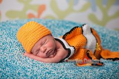 Hey, I found this really awesome Etsy listing at http://www.etsy.com/listing/101162039/clown-fish-costume-for-baby-cocoon-and