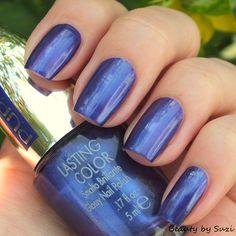 PUPA Lasting Colour (China Doll Collection), 410 Eccentric Violet #pupamilano #nails