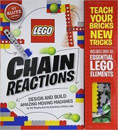 Lego Chain Reactions (Klutz): Amazon.co.uk: Pat Murphy: 0740016832881: Books