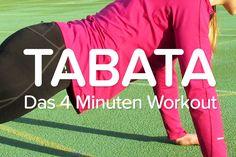 Tabata Übungen Workout | comuvo Blog