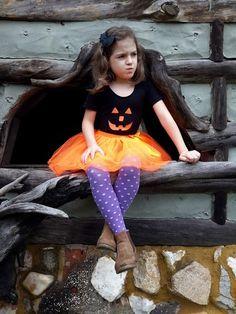 Conjunto - Halloween - 1 a 8 anos