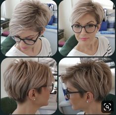 40 Best New Pixie And Bob Haircuts for Women 2019 - Pixie Hairstyle Short hair styles, short hairstyles for women, short hairstyle women, short bob hairstyles Pixie Bob Haircut, Short Pixie Haircuts, Short Hairstyles For Women, Easy Hairstyles, Hairstyle Short, Layered Hairstyles, Wedding Hairstyles, Hairstyle Ideas, Pixie Bob Hairstyles