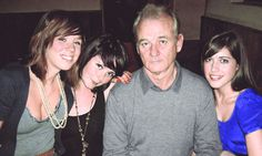 The 8 Best Instances of Bill Murray Being Awesome with his Fans