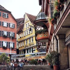 🇩🇪 Tubingen, Germany. Image by ✨@draft_of_mine✨    #deutschland #germany